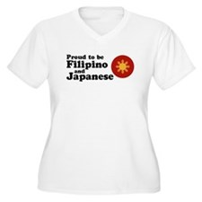 Filipino and Japanese T-Shirt