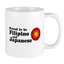 Filipino and Japanese Mug