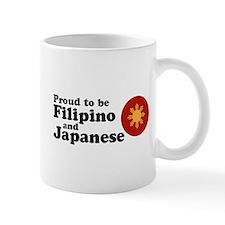Filipino and Japanese Mug