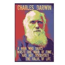 Darwin - Value Postcards (Package of 8)