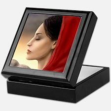 Mary Magdalene Keepsake Box