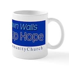 Tearing Down Walls Mug