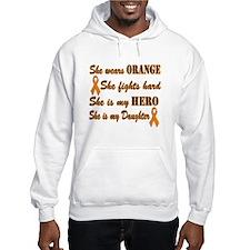 She is Daughter and Hero, Ora Hoodie Sweatshirt