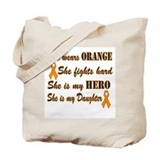 She is Daughter and Hero, Ora Tote Bag