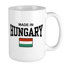 Made In Hungary Mug