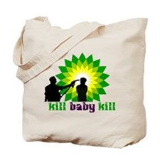 Kill Baby Kill Tote Bag