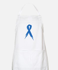 Run for a Cause - Blue Ribbon Apron