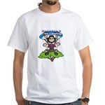 Tree Lander White T-Shirt