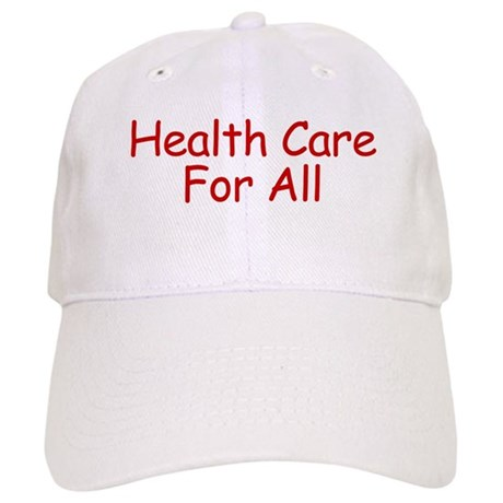Health Care For All Cap