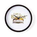 Baptists Wall Clock
