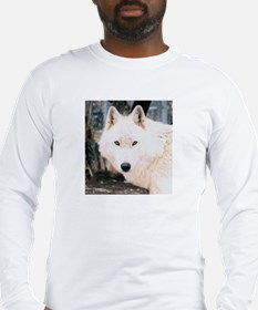 Long Sleeve Wolf T-Shirt