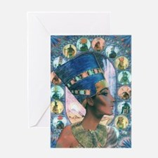 Unique Ancient egypt Greeting Card