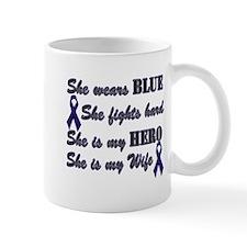 She is Wife and Hero, Blue Mug