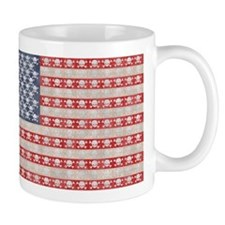 American Pirate Flag Mug