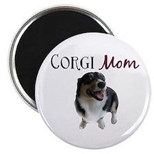 Corgi Mom Magnet