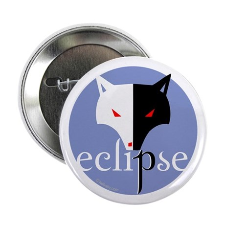 "Eclipse Violet Moon by Twibaby 2.25"" Button (100 p"