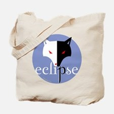 Eclipse Violet Moon by Twibaby Tote Bag