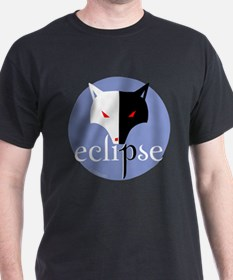 Eclipse Violet Moon by Twibaby T-Shirt