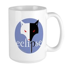 Eclipse Violet Moon by Twibaby Mug