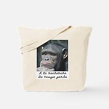 A la recherche du temps perdu Tote Bag