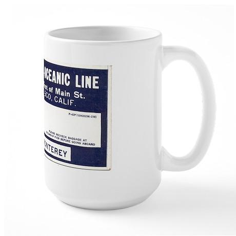 Matson Oceanic Line Coffee Mug