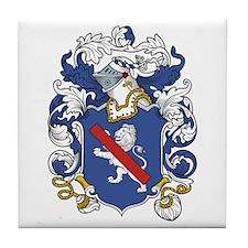 Weyland Coat of Arms Tile Coaster
