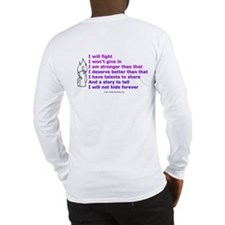 Voices - Not Bodies Long Sleeve T