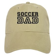 Soccer Dad 2 Baseball Cap
