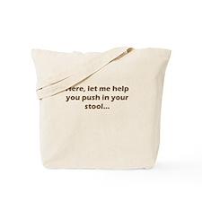 Need Help? Tote Bag