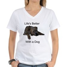 Life's Better With a Dog Shirt