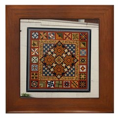 With Love from Letitia Framed Tile