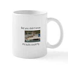 Pit Bulls Can Fly Mug