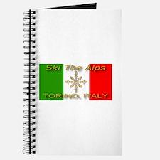 Ski The Alps Torino Italy Journal