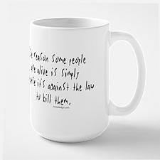 Some People! Ceramic Mugs
