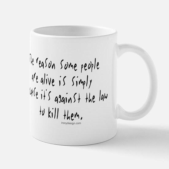 Some People! Mug
