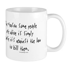 Some People! Small Mugs