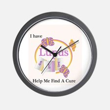 Unique Cured Wall Clock