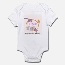 Cute Lupus Infant Bodysuit