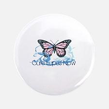 """Cute Lupus 3.5"""" Button (100 pack)"""