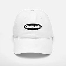 Crabman Baseball Baseball Cap