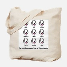 OES Expressions Tote Bag