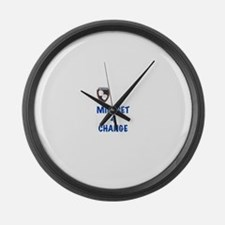 Mindset 4 Change Large Wall Clock
