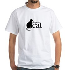 I Speak Cat Shirt