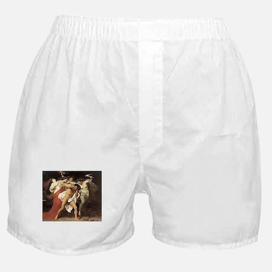 Bigamy Boxer Shorts