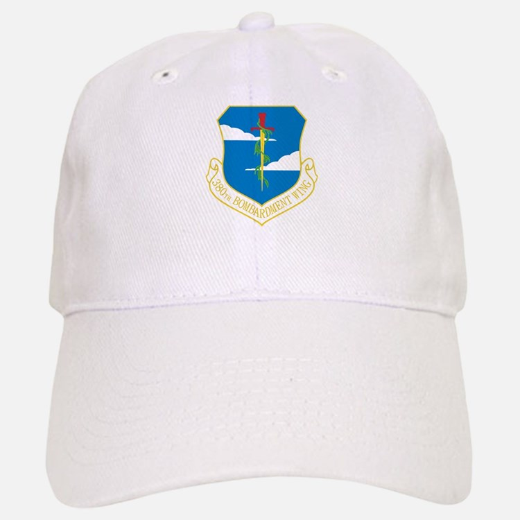 380th Bomb Wing Baseball Baseball Cap