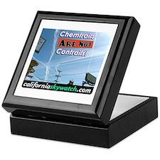Chemtrails Keepsake Box