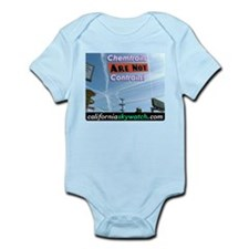 Chemtrails Infant Bodysuit