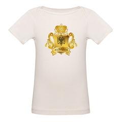 Gold Albania Tee