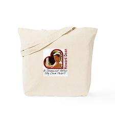 Young Howard Dean Tote Bag