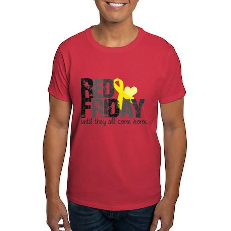 Red Shirt Dark T-Shirt